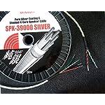 ortofon 純銀コート SPK-3900Q.silver バイワイヤリング対応ケーブル.カスタムメイド (1.5m×2(1.5mペア))
