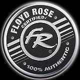 Floyd Rose (フロイドローズ) Replacement Parts サドル・マウントスクリュー ブラック 6個セット / Saddle Mount Screw BLK 6本1組