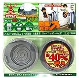 WAKI ハイパー防振ゴムマット 洗濯機・冷蔵庫用 40~60mm用 4枚入 ライトグレー EGH-006