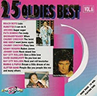 25 Oldies Best Volume6
