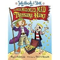 Judy Moody and Stink: The Mad, Mad, Mad, Mad Treasure Hunt (Judy Moody & Stink)