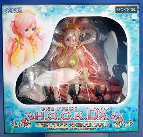 【ONE PIECE ワンピース】H.O.O.K.DX~しらほし姫 微笑みver.~(限定版)