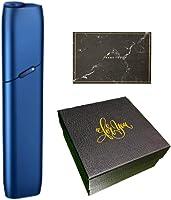高級ギフトボックス ラッピング済み 新型 IQOS3 MULTI アイコス3 マルチ 国内正規品 想い伝えるオリジナルメッセージカード付き (ステラ―ブルー)
