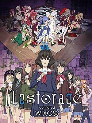 【Amazon.co.jp限定】Lostorage conflated WIXOSS 3 ブルーレイ (カード付初回生産限定版)(アクリルスタンド付) [Blu-ray]