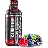 ProSupps L-Carnitine 1500 Liquid Fat Burner, Stimulant Free Metabolic Enhancer, 31 Servings (Berry Flavor), 16 Fl Oz
