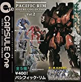 カプセルOne パシフィック・リム フィギュアコレクション Vol.2 全5種セット