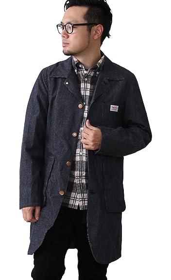 Smith's American Bedford Cord Shop Coat 7560-636-5064: Black