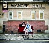 ベートーヴェン : ヴァイオリン・ソナタ全集 (Beethoven : Violin Sonatas Vol.1~3 / Alina Ibragimova , Cedric Tiberghien) [3CD Box] [輸入盤・日本語解説付]
