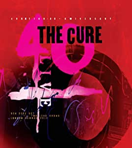 The Cure - 40 Live Curaetion 25 + Anniversary (2DVD/4CD)