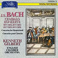 Harpsichord Concerto.1, 2, 4, 5: Gilbert(Cemb)garcia / Eco