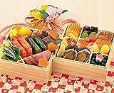 京菜味のむら おせち「小袖」二段重 25品 (12月31日着)