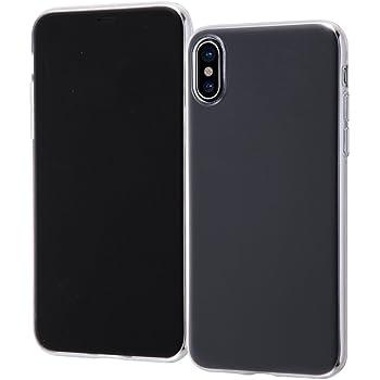 レイ・アウト iPhone X ケース ソフト TPU 極薄 クリア RT-P16TC7/CM