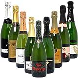 ヴェリタス スパークリングワイン 本格シャンパン製法だけの厳選泡9本セット ((W0S930SE)) (750mlx9)