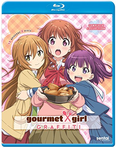 Gourmet Girl Graffiti/ [Blu-ra...