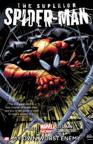 Superior Spider-Man - Volume 1: My Own Worst Enemy (Marvel Now) [ペーパーバック] / Dan Slott (著); Ryan Stegman (イラスト); Marvel (刊)