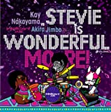 STEVIE IS WONDERFUL,MORE!