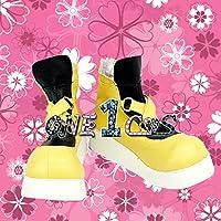 【サイズ選択可】コスプレ靴 ブーツ 12L1140 キングダムハーツ ソラ 男性27.5CM