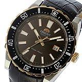 オリエント ORIENT 自動巻き メンズ 腕時計 SAC09002T0 ブラウン [並行輸入品]