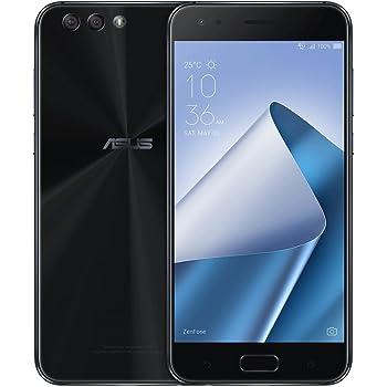 ASUS エイスース Zenfone 4 5.5 ZE554KL ブラック(SIMフリー 4GB 64GB 台湾版) (ブラック) [並行輸入品]