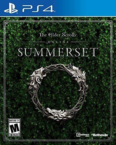The Elder Scrolls Online Summerset (輸入版:北米) - PS4 発売日