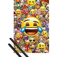 絵文字ポスター–コラージュ、絵文字(36x 24インチポスター:) BU028451