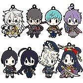 D4 刀剣乱舞-ONLINE- ラバーストラップコレクション Vol.3 BOX商品 1BOX=8個入り、全8種類