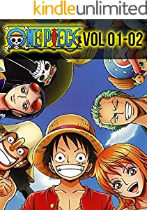 All One: Piece Manga Box Set 1 2 (English Edition)