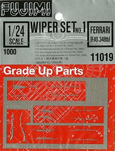 ディティールアップシリーズ Dup-14 1/24ワイパーセットA 外国車