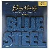 Dean Markley ディーンマークレー アコースティックギター弦 ブルースティール フォスファーブロンズ Blue Steel Acoustic 2034 Light .011-.052
