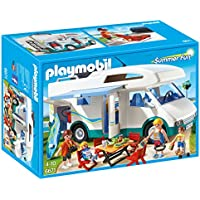 Playmobil Summer Fun Summer Camper 6671 (for Kids 4 To 10)