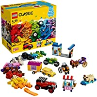 レゴ(LEGO) クラシック アイデアパーツ<タイヤセット> 10715