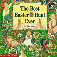The Best Easter Egg Hunt Ever (Read With Me Paperbacks)