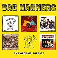 THE ALBUMS 1980-85: 5CD CLAMSHELL BOXSET
