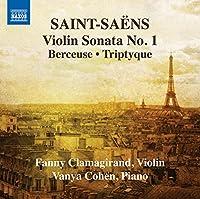 Works for Violin & Piano Vol. 1