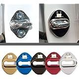 5枚 5色 ホンダ ストライカー カバー ドアロック メッキ ステンレススト ホンダ全車種対応 ホンダ社外品