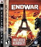 Tom Clancy's EndWar Headset Bundle (輸入版) - PS3
