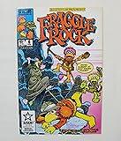 【フラグル・ロック FRAGGLE ROCK】 VOL.1 NO.6 中古アメコミ MARVEL <1986年> セサミ・ストリート ジム・ヘンソン