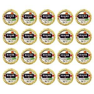フランスAOP伝統エシレ有塩発酵バター【30gx20個】Echire AOP Charentes Poitou DOUX