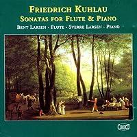 Kuhlau:Sonatas for Flute & Pia