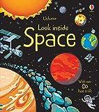 Look Inside Space (Look Inside Board Books) 画像