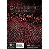 Game of Thrones S1-4 reprint