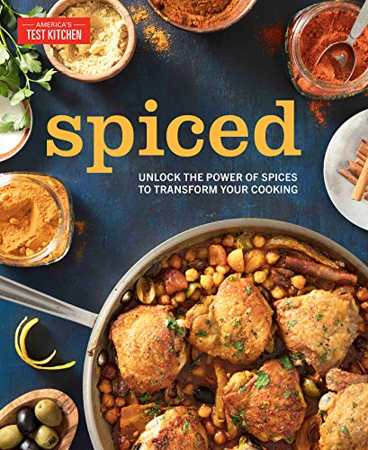 Spiced: : Unlock the Power of Spices to Transform Your Cooking (English Edition)