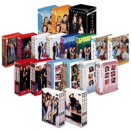 フレンズ 1st-10th コンプリートセット (Amazon.co.jp仕様) [DVD]の詳細を見る