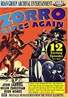 Zorro Rides Again [DVD] [Import]