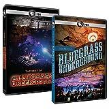 The Best of Bluegrass Underground Vol. 1 & 2 DVD