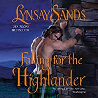 Falling for the Highlander (The English Bride in Scotland)