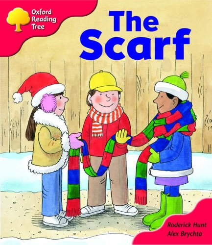 Oxford Reading Tree: Stage 4: More Storybooks: the Scarf: Pack Bの詳細を見る