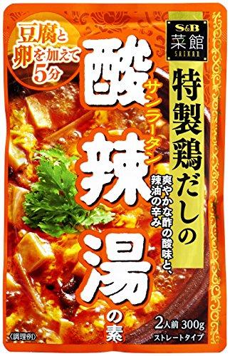 菜館 酸辣湯の素 300g