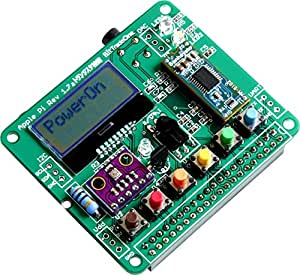 IoT実験コンピュータ製作用プリント基板 Apple Pi 工作キット (ラズパイ1/2/3対応 )