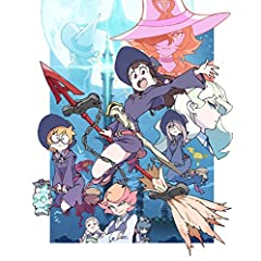 TVアニメ「リトルウィッチアカデミア」VOL.9 Blu-ray(初回生産限定版)